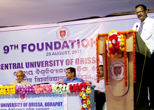 Celebration of 9th Foundation Day on 29.08.2017