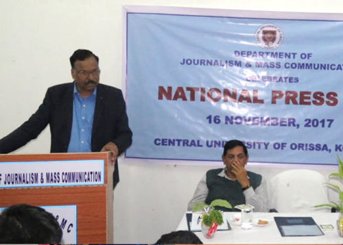 National Press Day celebrated at CUO