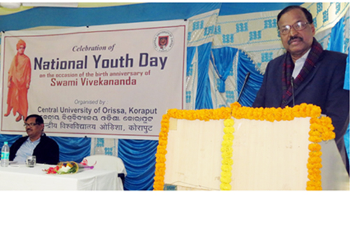 CUO celebrates National Youth Day-2018