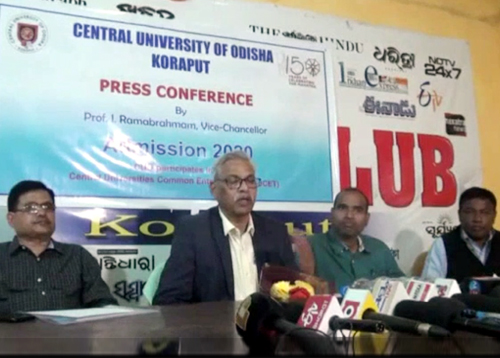 Central University Of Odisha to Participate in the Central Universities Common Entrance Test (CUCET-2020)